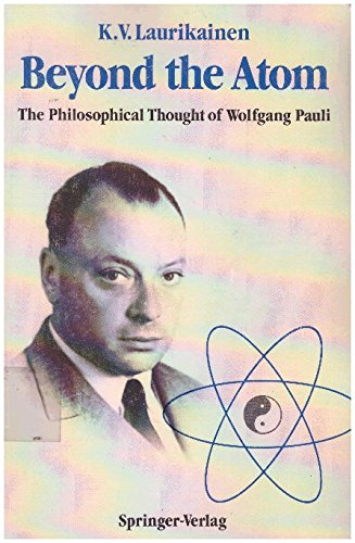 9780387194561: Beyond the Atom: The Philosophical Thought of Wolfgang Pauli (English and Finnish Edition)