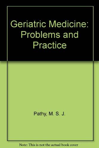 9780387195254: Geriatric Medicine: Problems and Practice