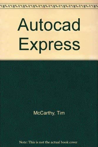 9780387195902: Autocad Express