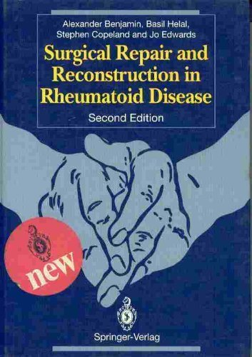 9780387197272: Surgical Repair and Reconstruction in Rheumatoid Disease