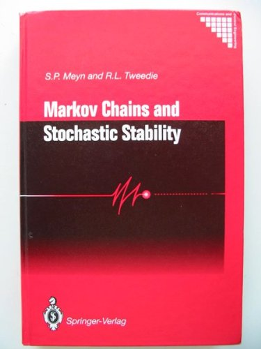 9780387198323: Markov Chains and Stochastic Stability (Communications & Control)