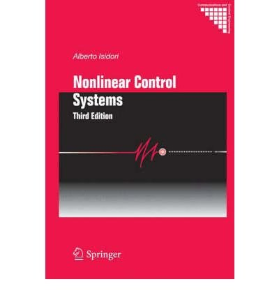9780387199160: Nonlinear Control Systems