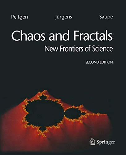 9780387202297: Chaos and Fractals: New Frontiers of Science