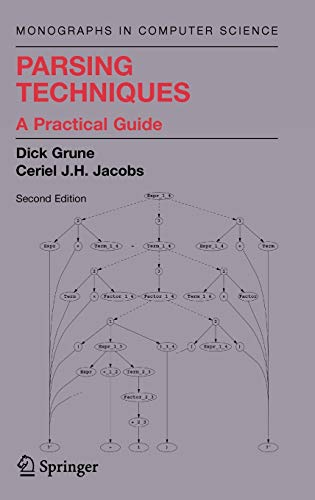 9780387202488: Parsing Techniques: A Practical Guide (Monographs in Computer Science)