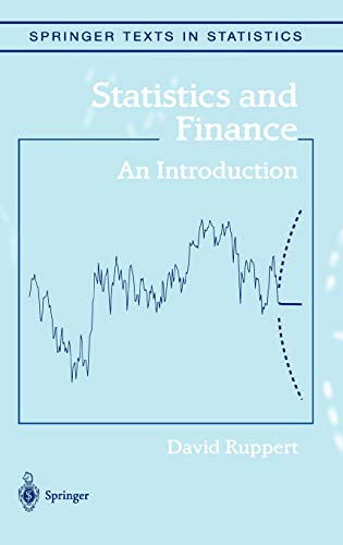 Statistics And Data Analysis For Financial Engineering: