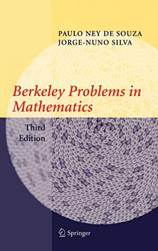 9780387204291: Berkeley Problems in Mathematics (Problem Books in Mathematics)
