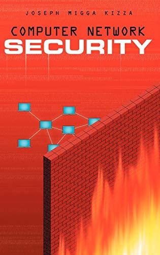 Computer Network Security: Joseph M. Kizza