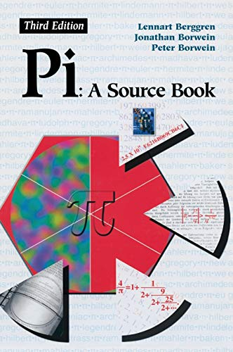 9780387205717: Pi: A Source Book