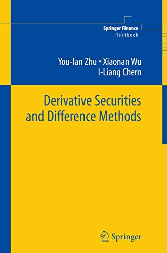 9780387208428: Derivative Securities and Difference Methods