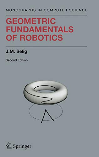 9780387208749: Geometric Fundamentals of Robotics