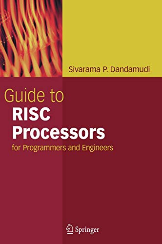 9780387210179: Guide To Risc Processors: For Programmers And Engineers