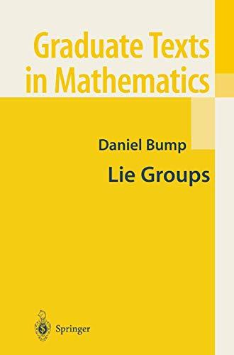 9780387211541: Lie Groups (Graduate Texts in Mathematics)