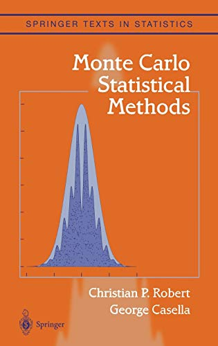 9780387212395: Monte Carlo Statistical Methods (Springer Texts in Statistics)