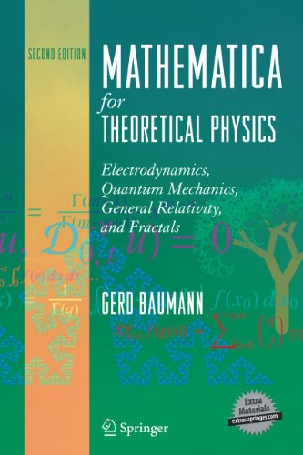9780387219332: Mathematica for Theoretical Physics: Electrodynamics, Quantum Mechanics, General Relativity, and Fractals