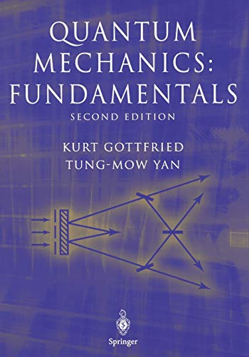 9780387220239: Quantum Mechanics: Fundamentals (Graduate Texts in Contemporary Physics)