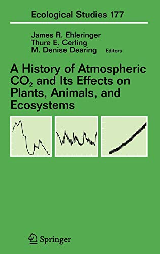 9780387220697: A History of Atmospheric CO2 and Its Effects on Plants, Animals, and Ecosystems (Ecological Studies)