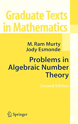 9780387221823: Problems In Algebraic Number Theory