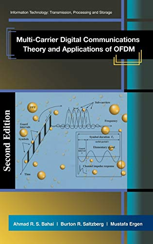 9780387225753: Multi-carrier Digital Communications: Theory And Applications Of Ofdm