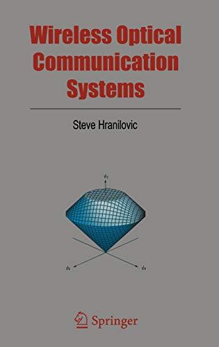 9780387227849: Wireless Optical Communication Systems