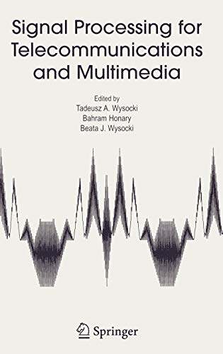 9780387228471: Signal Processing For Telecommunications And Multimedia