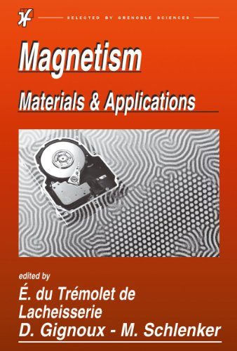 9780387230634: Magnetism: Materials and Applications