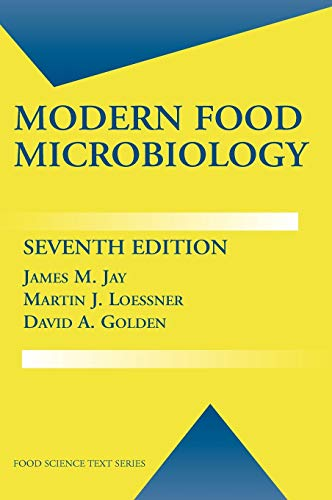 9780387231808: Modern Food Microbiology (Food Science Text Series)