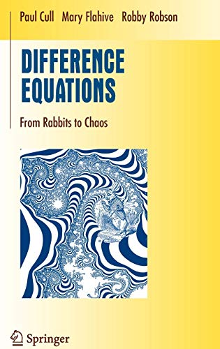 9780387232331: Difference Equations: From Rabbits to Chaos (Undergraduate Texts in Mathematics)
