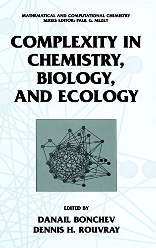 9780387232645: Complexity in Chemistry, Biology, and Ecology (Mathematical and Computational Chemistry)
