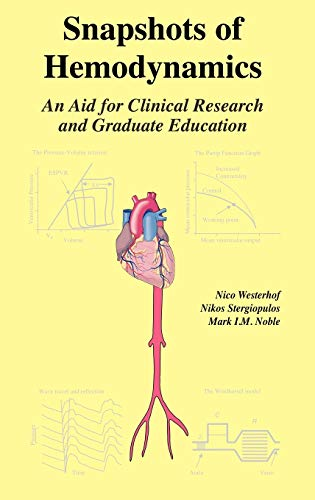 9780387233451: Snapshots of Hemodynamics: An aid for clinical research and graduate education (Basic Science for the Cardiologist)