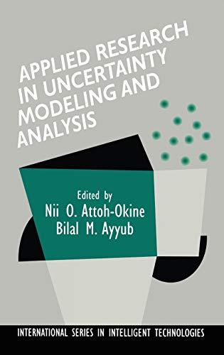 uncertainty modeling in finite element fatigue and stability of systems haldar achintya guran a ayyub b m