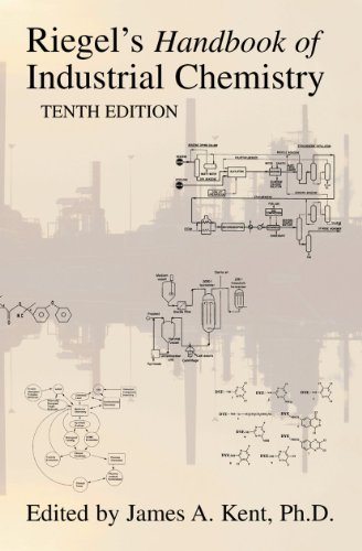 9780387238166: Handbook of Industrial Chemistry