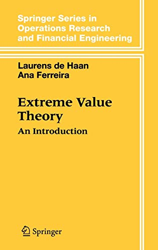 9780387239460: Extreme Value Theory: An Introduction (Springer Series in Operations Research and Financial Engineering)