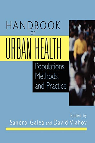 9780387239941: Handbook of Urban Health: Populations, Methods, and Practice