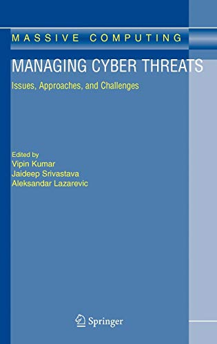 9780387242262: Managing Cyber Threats: Issues, Approaches, And Challenges