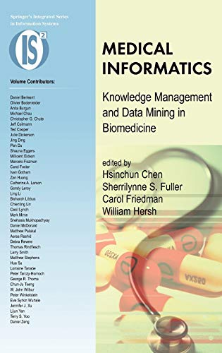 9780387243818: Medical Informatics: Knowledge Management and Data Mining in Biomedicine (Integrated Series in Information Systems)