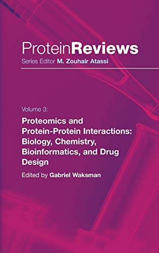 Proteomics and Protein-Protein Interactions: Gabriel Waksman