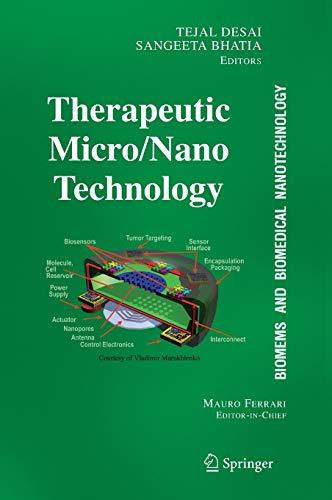 9780387255651: BioMEMS and Biomedical Nanotechnology, Vol. 3: Therapeutic Micro/Nanotechnology
