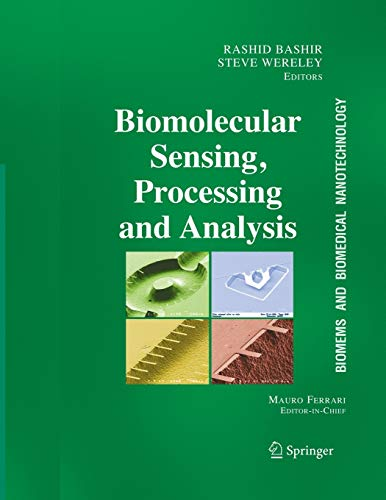 9780387255668: Biomolecular Sensing, Processing and Analysis: Biomolecular Sensing, Processing and Analysis v. 4 (Biomems and Biomedical Nanotechnology)