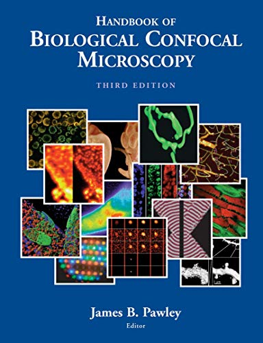 9780387259215: Handbook of Biological Confocal Microscopy