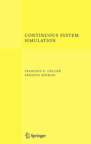 9780387261027: Continuous System Simulation