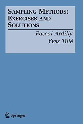 9780387261270: Sampling Methods: Exercises and Solutions