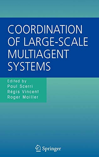 9780387261935: Coordination of Large-Scale Multiagent Systems