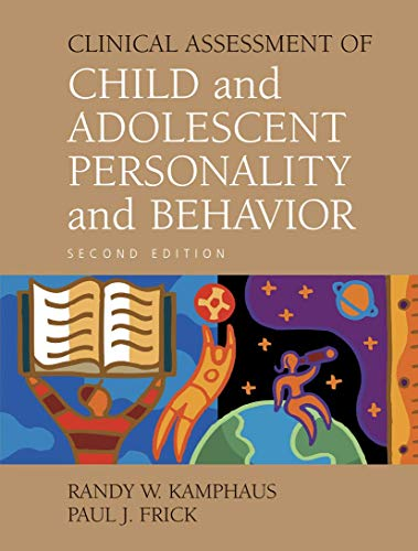 9780387263007: Clinical Assessment of Child and Adolescent Personality and Behavior
