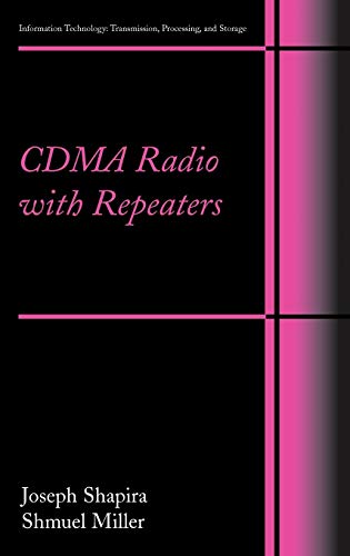 CDMA Radio with Repeaters: Joseph Shapira
