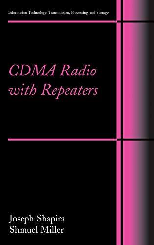 CDMA Radio with Repeaters: Joseph Shapira