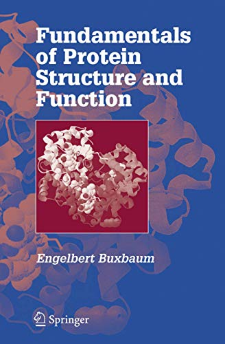 9780387263526: Fundamentals of Protein Structure and Function [With Glasses]