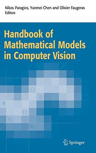 9780387263717: Handbook of Mathematical Models in Computer Vision