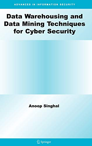 9780387264097: Data Warehousing and Data Mining Techniques for Cyber Security (Advances in Information Security)