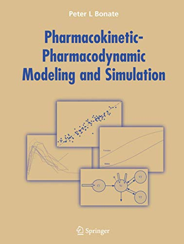 9780387271972: Pharmacokinetic-Pharmacodynamic Modeling And Simulation