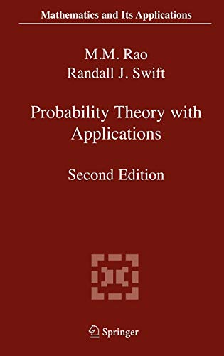 9780387277301: Probability Theory with Applications (Mathematics and Its Applications)